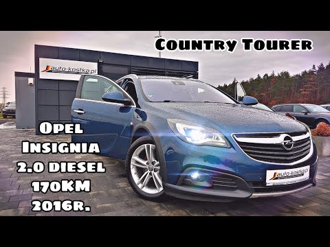 🚙 Terenowy Opel Insignia❗Country Tourer❗🚙