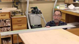 The Down to Earth Woodworker - Bath Vanity Part 1