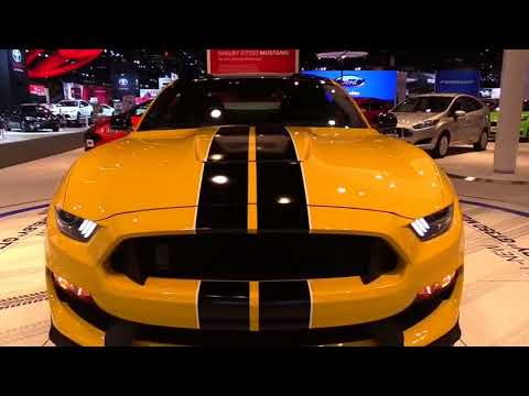 2018 Ford Mustang Shelby GT350 Limited Design Special Limited First Impression Lookaround Review