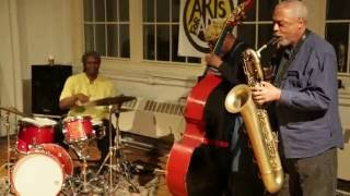 Hamiet Bluiett, William Parker, Hamid Drake - Not A Police State / Arts for Art - Jan 15 2016