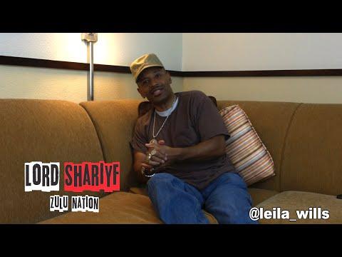 Zulu Nation: Hip Hop's First Gay Family, Part 4 of 40, Lord Shariyf, Afrika Bambaataa's Bodyguard