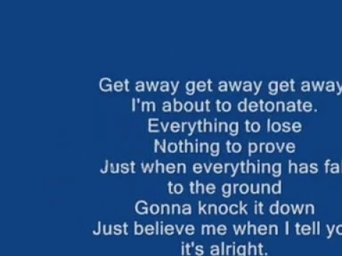 Sum 41-Hooch with lyrics