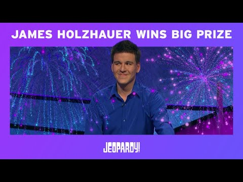 VIDEO] Jeopardy: James Holzhauer's New Record — Watch