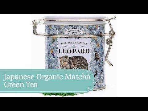 Leopard LLC Japanese Organic Matcha Green Tea