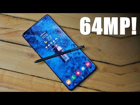 Galaxy Note 10 - Breakthrough Design | Samsung's 64MP Sensor