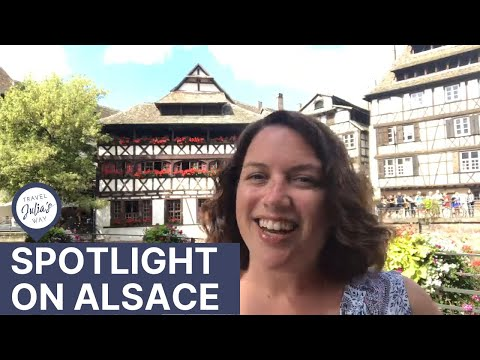 Travel Tip: Spotlight on Alsace