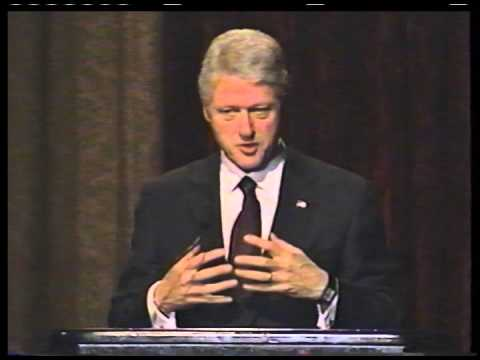 Bill Clinton on Global Interdependence Just After 9/11