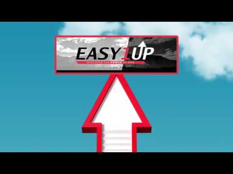 EASY 1UP Presentation   Easy 1 Up System Review