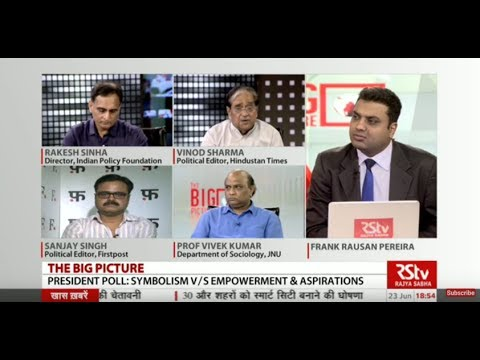 The Big Picture - President Election: Symbolism V/S Empowerment and Aspirations