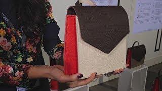 Экологичная мода будущего: сумки из листьев и наряды из вторсырья (новости)