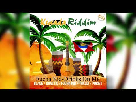 Fucha Kid - Drinks On Me (Antigua 2019 Soca)
