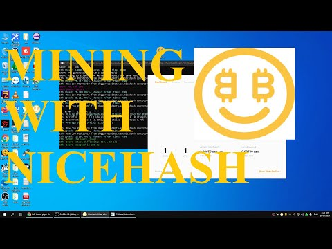 Gaming PC To Crypto Mining PC Using NiceHash Miner (TAGALOG)