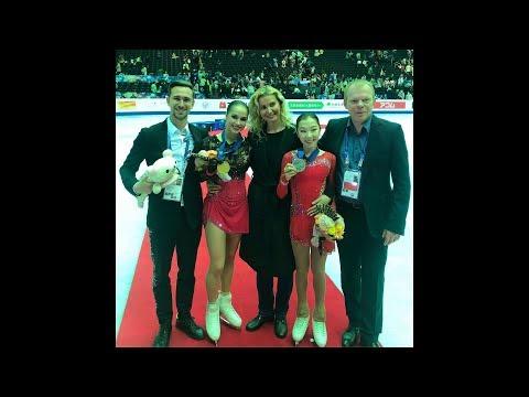 Alina Zagitova World Champs 2019 VC