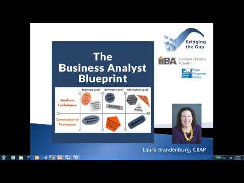 The Business Analyst Blueprint FAQ Webinar