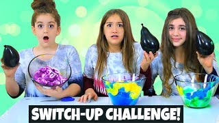 Slime Switch-Up Challenge - Don