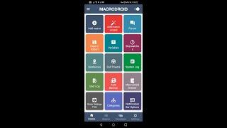 MacroDroid auto click/UI interaction root and no-root (Jacob L) screenshot 2