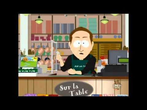 South Park Margaritaville