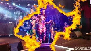 Vengaboys live Brno 15.4.2017