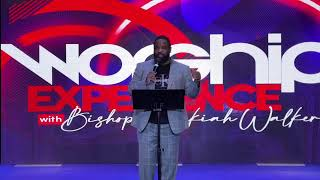 Bishop Hezekiah Walker Invites You To Come Worship With Us