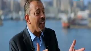 لقاء_خاص| رئيس الاكاديمية البحرية  يوضح مفهوم اللوجيستيات فى مجال النقل البحرى