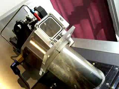 Top Fuel Dragster Fuel Pump Demo single cylinder