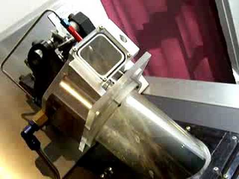 Top Fuel Dragster Pump Demo Single Cylinder