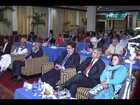 Consumer Association of Pakistan Conference of Financial Services and Consumers Part1