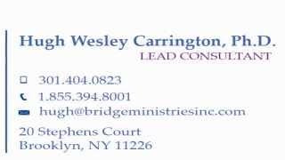 Bridge Ministries Consulting Inc.