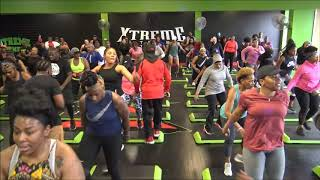 Phillip Weeden Xtreme Fitness Studio Grand Opening