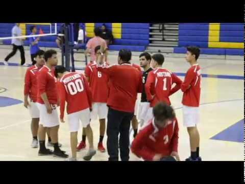 Arleta High School vs. Poly Volleyball 2017