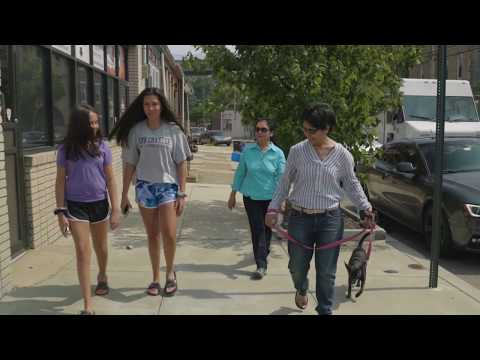 Falling for East Falls | Living at The Overlook