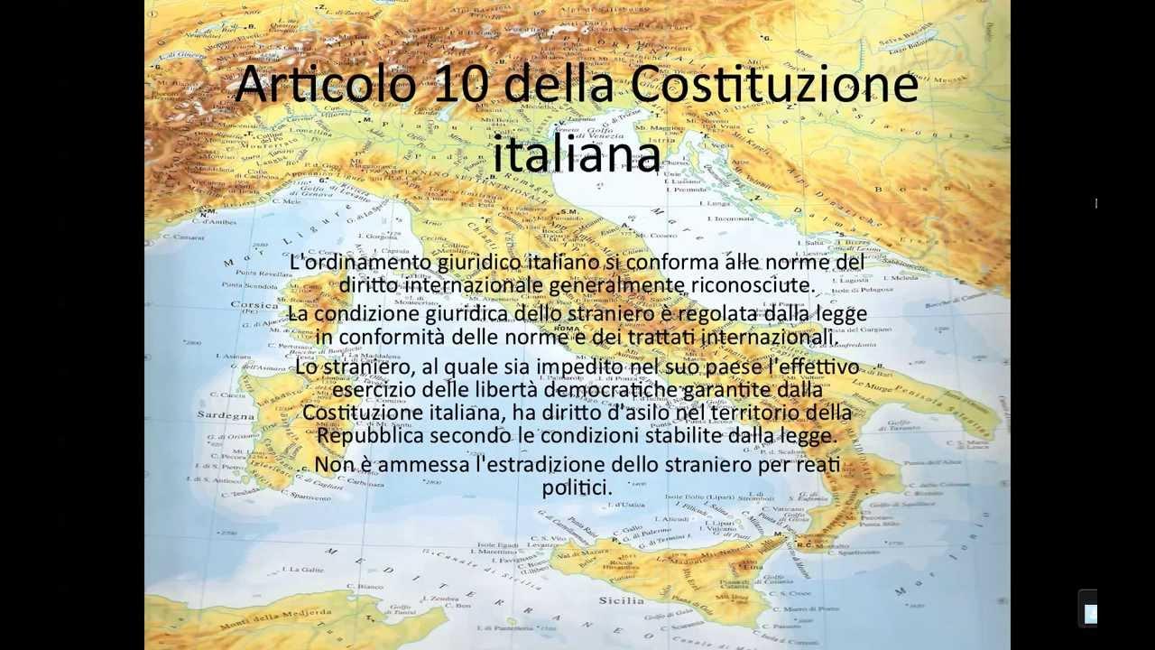 Articolo 7 della costituzione italiana pdf