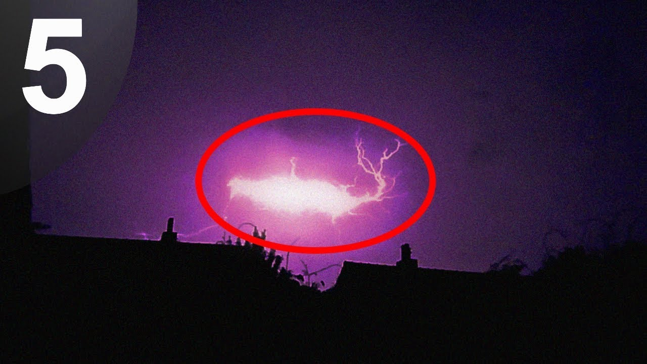 5 เหตุการณ์ประหลาดบนท้องฟ้า ที่สามารถบันทึกภาพไว้ได้