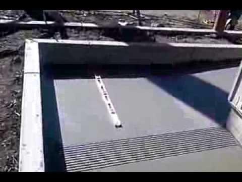 Veterans Concrete,....Ramp Pour Scoring As Per ADA   YouTube