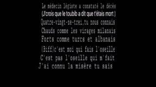 Lartiste Ciao amigo lyrics