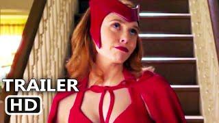 WANDAVISION Trailer Brasileiro DUBLADO (Marvel, 2020) Super-Herói
