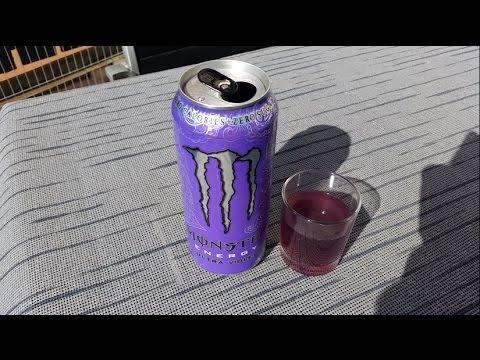 let s drink new monster ultra violet usa youtube. Black Bedroom Furniture Sets. Home Design Ideas