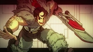Skullgirls Encore Beowulf Trailer