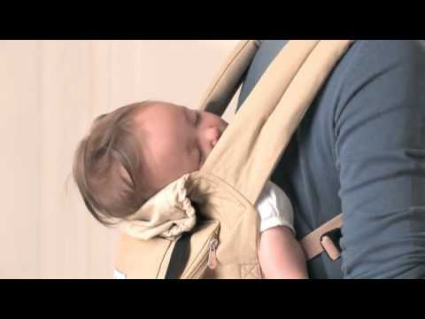 f61ccacada2 The ERGObaby Sleeping Hood - YouTube