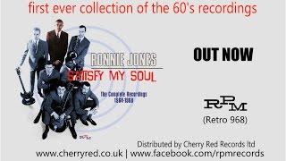 Ronnie Jones - Satisfy My Soul  (album promo)