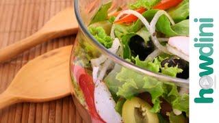 How To Make The Perfect Vinaigrette - Vinaigrette Recipe