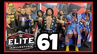 ELITE 61 KEVIN OWENS, BIG E & AJ STYLES WWE ACTION FIGURE REVIEW