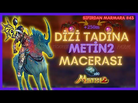 SIFIRDAN MARMARA [43]| Dizi Tadında Metin2 Macerası| Ninja| Metin2 TR [Bölüm 53]