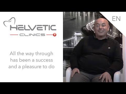 Sinus-lift, implantation, bridge units on implants and own teeth - Helvetic Clinics