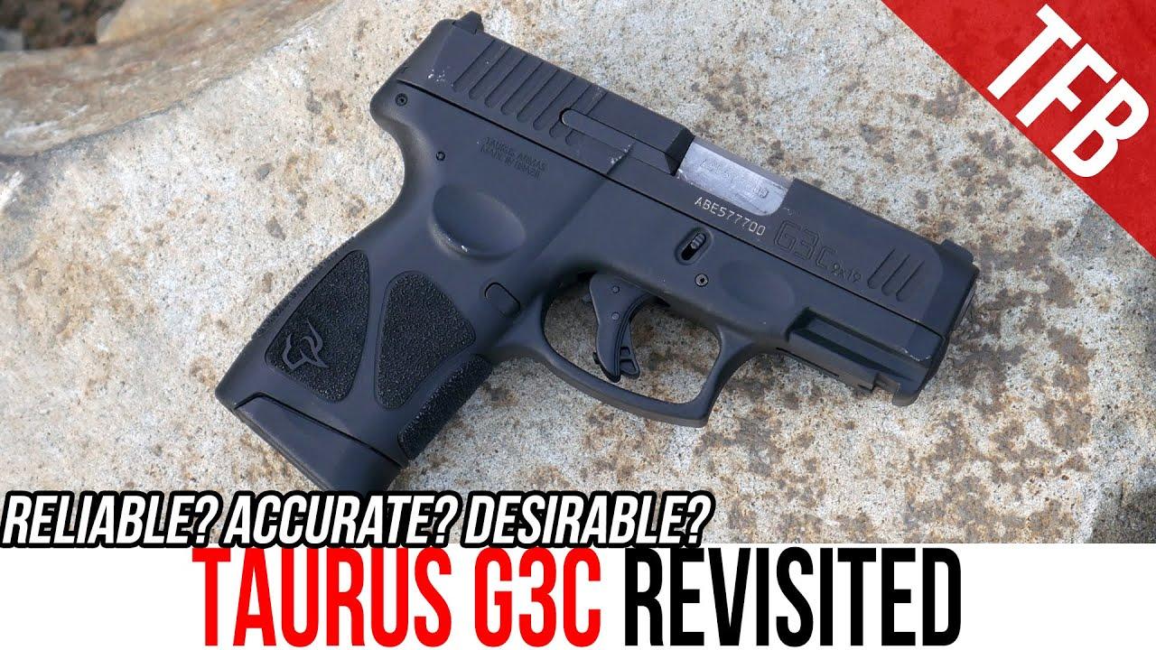 Best Cheap Carry Gun: The Taurus G3C?