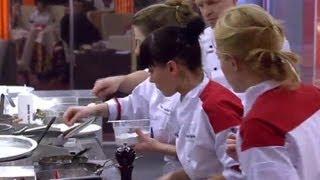 6 вечеря на 'Пекельній кухні' перетворилася на жах для чоловіків