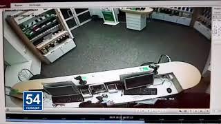 Новосибирск.ПОЛИЦИЯ.54.Грабитель-ПОЛНОЕ ВИДЕО-05.02.2020