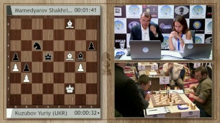 FIDE World Chess Cup 2017 Round 2 Game 2