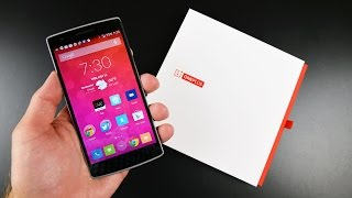 OnePlus One: Unboxing & Review