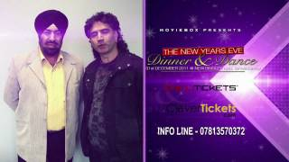 THE BHANGRA LEGENDS - THE NEW YEARS EVE DINNER & DANCE 2011 - (THE NEW BINGLEY HALL)